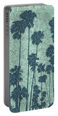 Palms Over Palisades No. 2 Portable Battery Charger