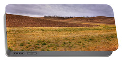 Portable Battery Charger featuring the photograph Palouse Farmland by David Patterson