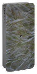 Pampas Grass And Insect Portable Battery Charger