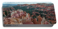 Panorama  From The Rim, Bryce Canyon  Portable Battery Charger