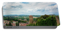 Florence From The Garden Of The Knight Portable Battery Charger