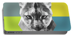 Party Mountain Lion Portable Battery Charger