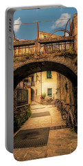 Passageway In Monterosso Portable Battery Charger