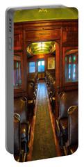 Passenger Train Memories Portable Battery Charger