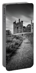 Path To Kilchurn Castle Portable Battery Charger