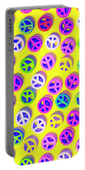 Patterning Peace Portable Battery Charger
