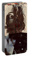 Patty Griffin Portable Battery Charger