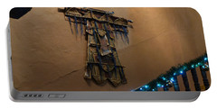 Portable Battery Charger featuring the photograph Patzcuaro Wall Hanging by Rosanne Licciardi