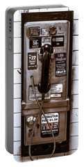 Payphone Portable Battery Charger