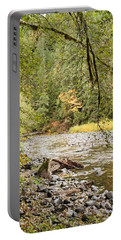 Peaceful Molalla River Portable Battery Charger