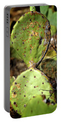 Pear Cactus Portable Battery Charger