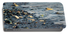 Pebbles And Sea Portable Battery Charger