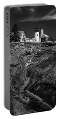 Pemaquid Monochrome Portable Battery Charger