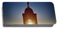 Portable Battery Charger featuring the photograph Pennsylvania State Monument by Travis Rogers