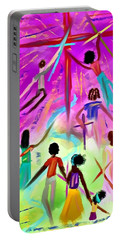 People Of The Cross Portable Battery Charger