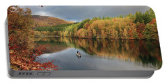 Perthshire Autumn Portable Battery Charger