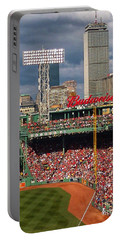 Peskys Pole At Fenway Park Portable Battery Charger