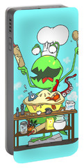 Peter And The Closet Monster, Baker Portable Battery Charger