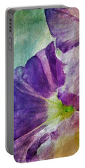 Petunia Portable Battery Charger