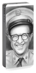 Phil Silvers As Sgt Bilko Portable Battery Charger