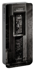 Phone Booth No 9 Portable Battery Charger