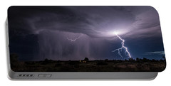 Thunderstorm #3 Portable Battery Charger