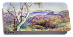 Pilbara, Hamersley Range, Western Australia. Portable Battery Charger
