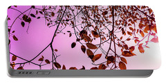 Pink Glow Portable Battery Charger