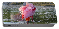 Pink Tutu Portable Battery Charger