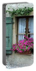 Pink Window Box Portable Battery Charger