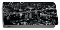 Pittsburgh Full City View Portable Battery Charger