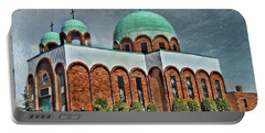 Place Of Worship Portable Battery Charger