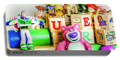 Playtime Story Portable Battery Charger
