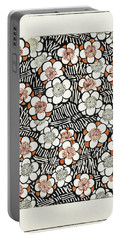 Plum Blossom - Japanese Traditional Pattern Design Portable Battery Charger