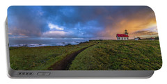 Point Cabrillo Light Station Panorama Portable Battery Charger