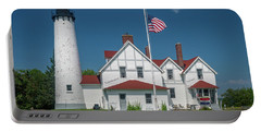 Point Iroquois Lighthouse Portable Battery Charger