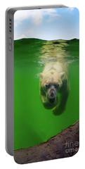 Polar Bear Underwater Portable Battery Charger