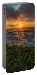 Pomo Bluffs Sunset - 2 Portable Battery Charger