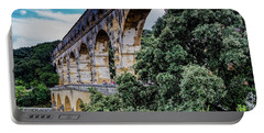 Pont Du Gard Portable Battery Charger