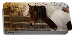 Pony Warm Up Portable Battery Charger