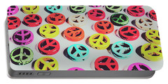 Pop Art Sixties  Portable Battery Charger