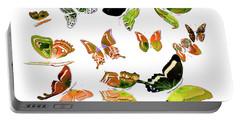 Pop Art Tropics Portable Battery Charger