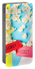 Popcorn Culture Portable Battery Charger