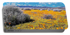 Poppy Patch - California Portable Battery Charger