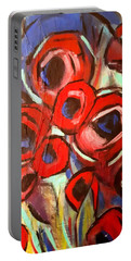 Poppy Wild Portable Battery Charger