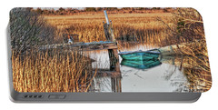 Poquoson Marsh Boat Portable Battery Charger