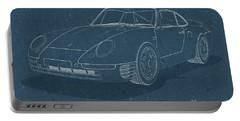 Porsche 959 - Blueprint Portable Battery Charger