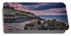 Porthgwidden Dramatic Sky Portable Battery Charger