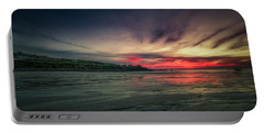 Porthmeor Sunset Version 2 Portable Battery Charger