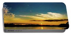 Portland Pauls Sunset Portable Battery Charger